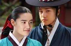 Dae Jang Soo King Kim Kai  Thiếu nữ Do Kyung Soo khuê mộng... Cre: Nasushi4869