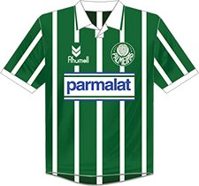 Todas as camisas do Palmeiras | globoesporte.com