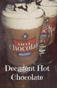Decadent Hot Cocoa on MyRecipeMagic.com #cocoa #hot #drink