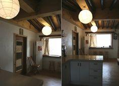 헌집 개조해서 게스트하우스 오픈하기 - Daum 부동산 Ceiling Lights, House, Furniture, Home Decor, Decoration Home, Home, Room Decor, Home Furnishings, Outdoor Ceiling Lights