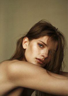 Signe Veiteberg by Janne Rugland  Hair & Makeup: Jens J Wiker