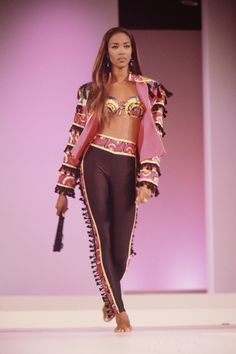 Catwalk Queen: Naomi Campbell's Runway Evolution  - HarpersBAZAAR.com
