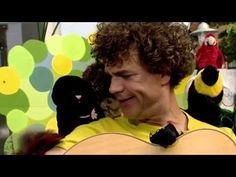 Dirk Scheele - Dieren in de tuin - YouTube