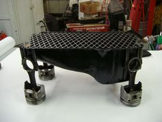 automotive oil pan grill funiture