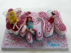 Winx cake ! for a 6 year old girl