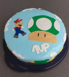 Super Mario Motivtorte
