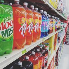 "Check out ""What Faygo Flavor are you?"" I got Moon Mist!"
