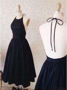 139 USD.Homecoming Dress,Black Prom Dress,Mini Graduation Dress,Sexy Party Dress,Black Homecoming Dresses,Prom Dresses Short,Mini Black Cocktail Dresses,Halter Homecoming Dresses
