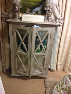Plantation small cabinet SALE $475