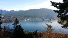 View on Port Moody from Burnaby Mountain Park in Burnaby, BC, Canada Mountain Park, Places To See, Canada, River, Outdoor, Beautiful, Outdoors, Outdoor Games, Outdoor Life