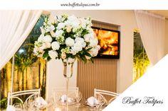 Buffet Tulipas, feito para ser perfeito para você!  (11) 2076-9919  www.buffettulipas.com.br