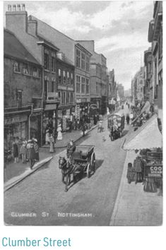 Nottingham City, Past Life, Present Day, Old Photos, Derby, Scotland, The Past, Street View, History
