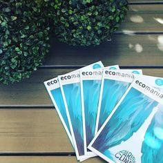 Llegó el gran día! Lanzamos el primer número de Ecomanía Chile la primera revista sobre sustentabilidad y consumo responsable dedicada a la comunidad en general. Es el fruto de un esfuerzo conjunto de muchas personas y organizaciones y sobre todo de mucha ilusión puesta en este nuevo espacio para contagiar hábitos de vida sustentable.  Los invito a leerla en su versión digital http://ift.tt/1XiMovp y a estar atentos a cuando anunciemos los puntos y eventos de distribución  #revista…
