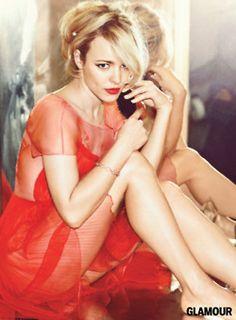Rachel McAdams for glamour