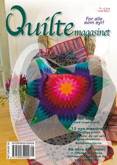 Quiltemagasinet Du kan bestille bladet hos www.