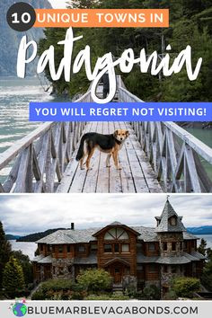 Patagonia is not just about hiking and adventure, we promise you! Read about these 10 unique and amazing towns in Chilean and Argentinian Patagonia that you should definitely include in your itinerary. Perhaps two or three...or after reading this, it's gonna be all ten :D #patagonia #townsinpatagonia #patagoniatravel #argentinatravel #chiletravel #citiesinpatagonia #travelpatagonia