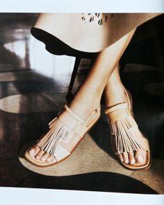 Chaussure- éclairage