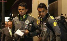 Amistosos da seleção: Thiago Silva muda comportamento e volta a ser titular com Tite