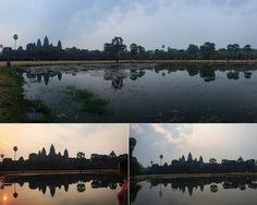 Temples of Angkor – The Girls Who Wander Angkor, The Girl Who, Temples, Cambodia, Wander, River, Mountains, Girls, Nature