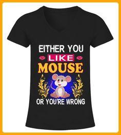 MOUSE Animals Tshirt - Maus shirts (*Partner-Link)