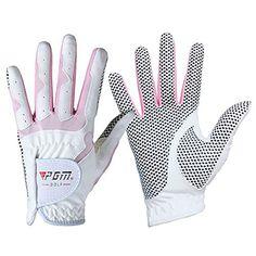 PGM Women's Golf Glove One Pair,Anti-Slip and Breathable,... https://www.amazon.com/dp/B06Y5MYDV2/ref=cm_sw_r_pi_dp_U_x_1ZSlAbXY7T7TN