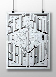 Typography Inspiration n°61 !