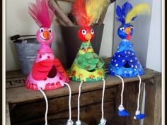 tutolibre - tutoriels - DIY gratuits - free DIY - tutorials - paso a paso - crafts- artesania - ремесел. Easter Craft Activities, Easter Crafts For Kids, Thanksgiving Crafts, Summer Crafts, Crafts To Do, Hobbies And Crafts, Holiday Crafts, Arts And Crafts, Alex Craft