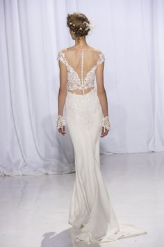 Reem Acra - Bridal Collection - Look 12 – Penelope