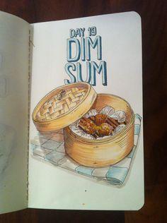 Day Nineteen: Dim Sum