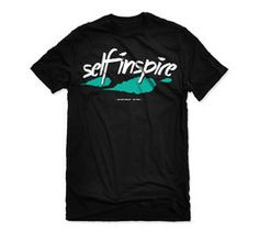 Self Inspire Graphic Tee Big Bass Dreams  Be your own source of inspiration!