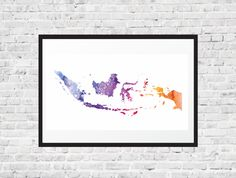 how make watercolour maps in PS - Google Search