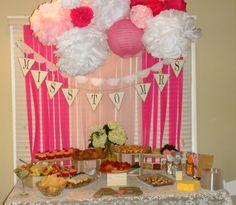 Amanda's Lingerie Shower
