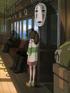 Spirited Away, Ghibli Studio