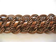 Copper Crush Bracelet | AllFreeJewelryMaking.com