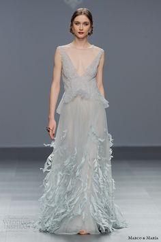 Marco & Maria Bridal 2016 Wedding Dresses