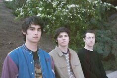 Cole, Braeden, and Dylan - Wallows