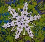 Snowcatcher Snowflake Directory Her finnes det mange oppskrifter på heklede snøkrystaller