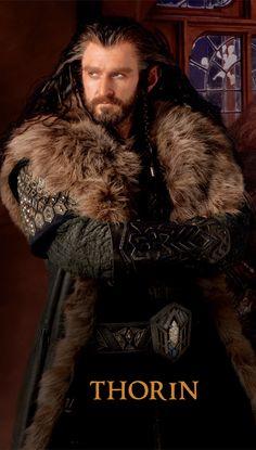 Thorin= Jamie Fraser, protagonista de Forastera