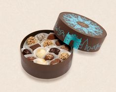 Godiva Istanbul Collection Modern packaging design 2013-21