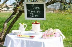 Mothers Day Garden Party