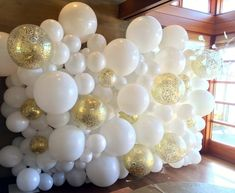 Balloon Walls!