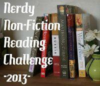 Nerdy Nonfiction Reading Challenge 2013