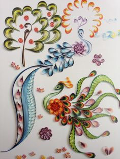 Paper Quilling Chinese Style Zhu Liqun Paper Arts Museum