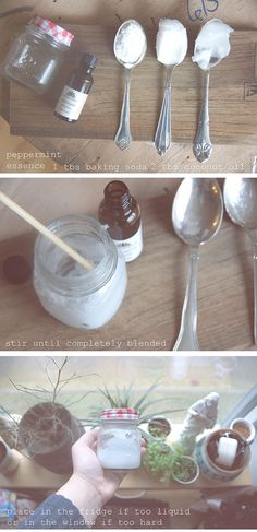 Recipe inspiration from Trash Is For Tossers Hey Chicks! I felt super inspired by Larua Singer from Trash is for Tossers, to show you this recipe for zero waste tooth paste. I've searched high and low
