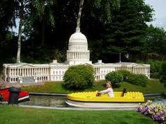 Lego land.