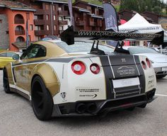 """38 Likes, 4 Comments - @_fivespotters_ on Instagram: """"Nissan GTR liberty walk By @_fivespotteur_ : Canon eos 100d…"""""""