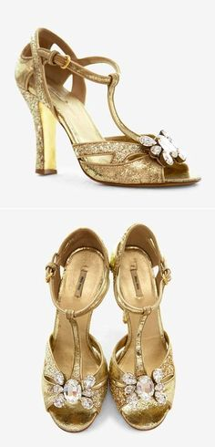 Gatsby Inspired Heels ❤