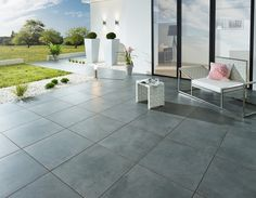 Five Reasons You Should Choose Concrete-Look Tiles in Your Home