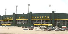 Green Bay Packers Stadium conibell