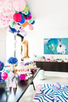 That time we styled this pretty party.